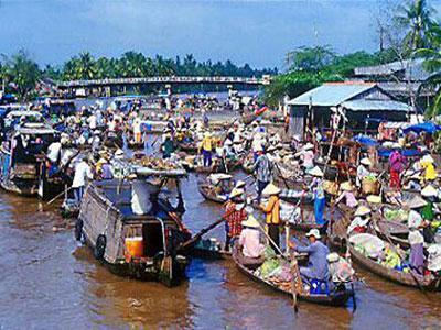 Distrito sureño de Phong Dien sigue inmerso en la renovación rural