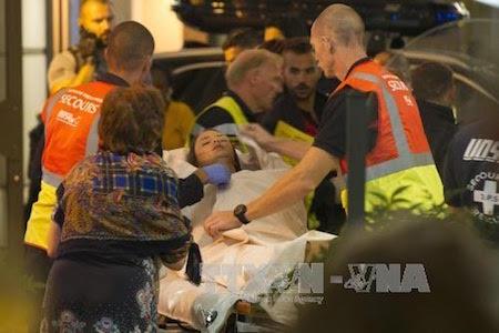 Francia: ataque en Niza deja múltiples víctimas