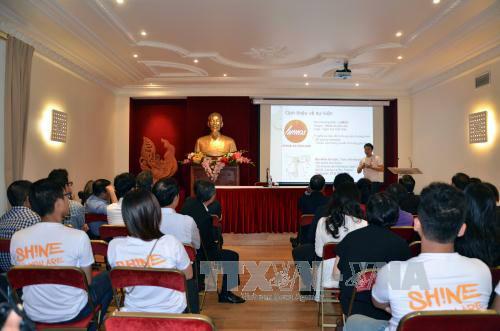 París será sede del segundo Festival de Jóvenes y Estudiantes de Vietnam en Europa