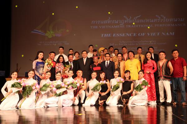 Inaugura en Tailandia Día de Cultura vietnamita