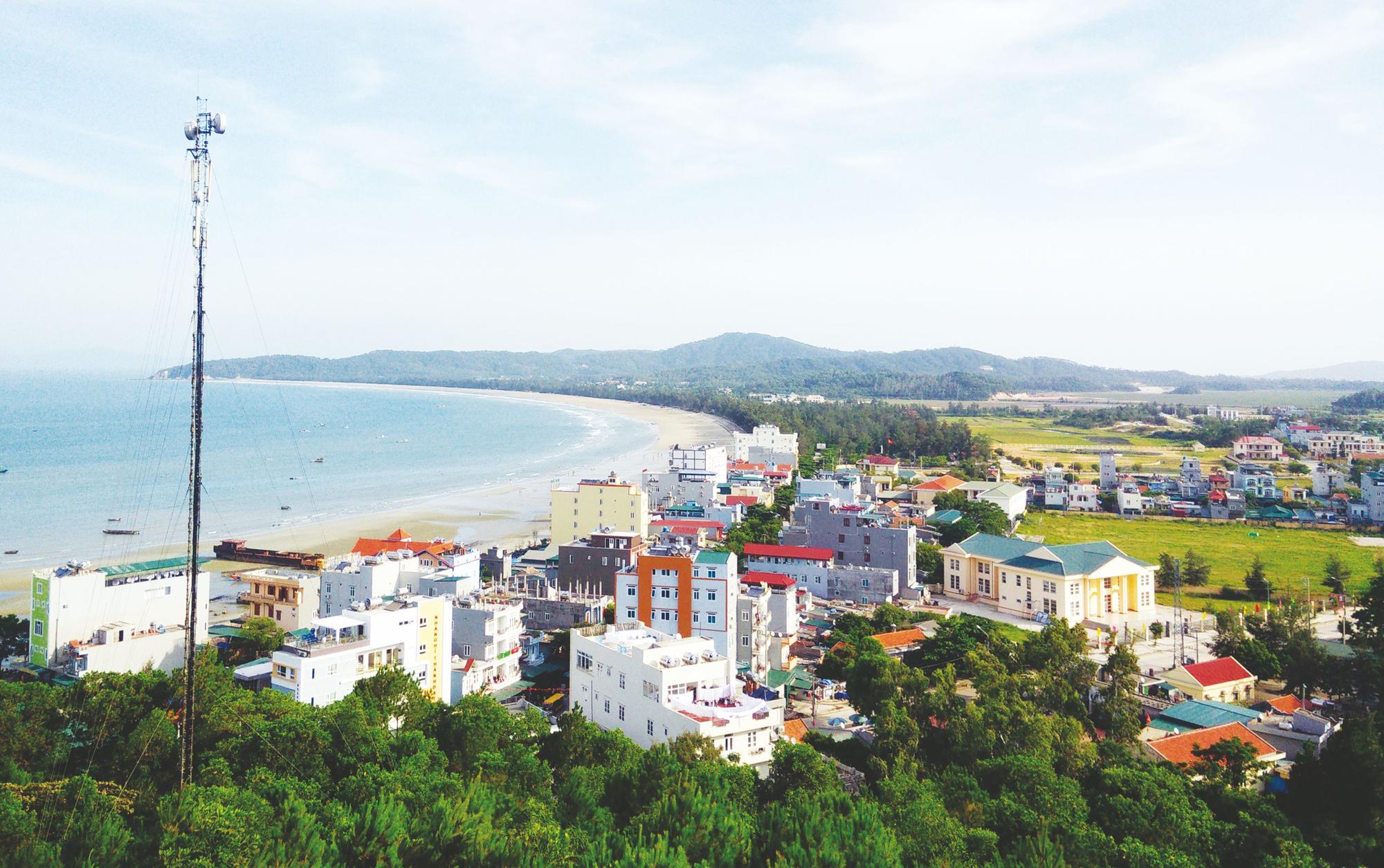Co To se convierte en primer nuevo distrito insular de Vietnam