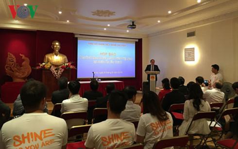 II Festival de Jóvenes y Estudiantes de Vietnam en Europa tendrá lugar en Choisy-le-Roi
