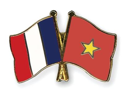 Vietnam y Francia tienen relaciones con estándares especiales