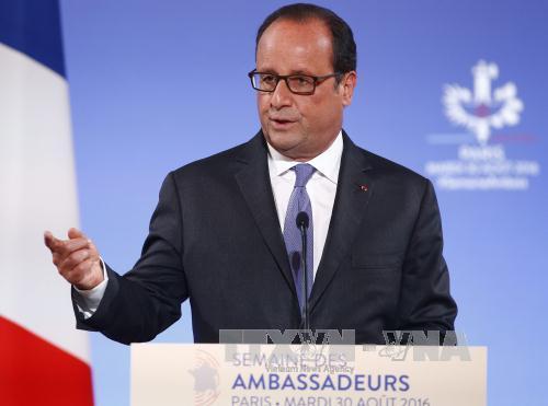 Francia fija plazo para que Reino Unido salga de la Unión Europea
