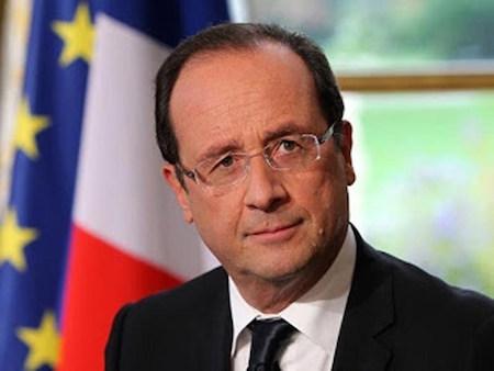 Profesores franceses expresan opinión sobre la visita del presidente François Hollande a Vietnam