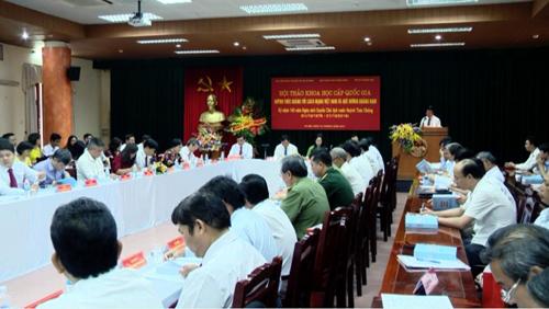 Analizan papel del revolucionario Huynh Thuc Khang en gesta independentista de Vietnam
