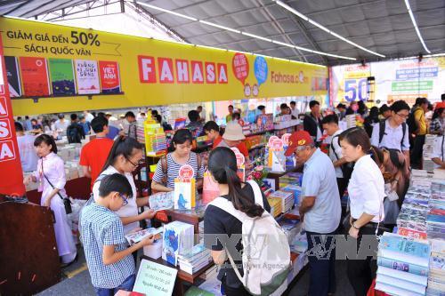 Inaugurado Festival de Libros de Hanoi 2016