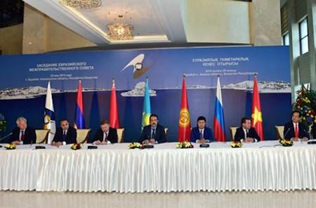Nuevas expectativas para las relaciones entre Vietnam y la Unión Económica Euroasiática
