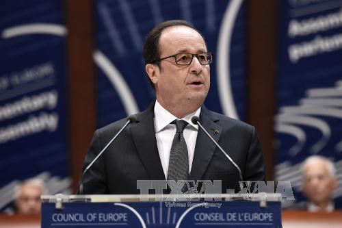 Hollande plantea organizar una cumbre sobre el conflicto entre Ucrania y Rusia