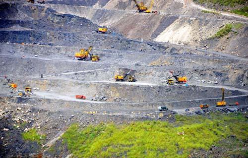 Turismo de experiencias en minas de carbón en Quang Ninh