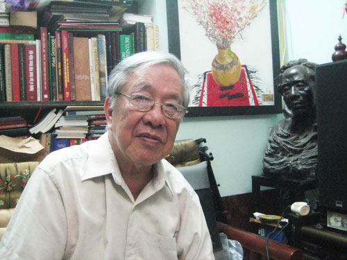 Compositor Nguyen Duc Toan, un gran nombre en la música vietnamita