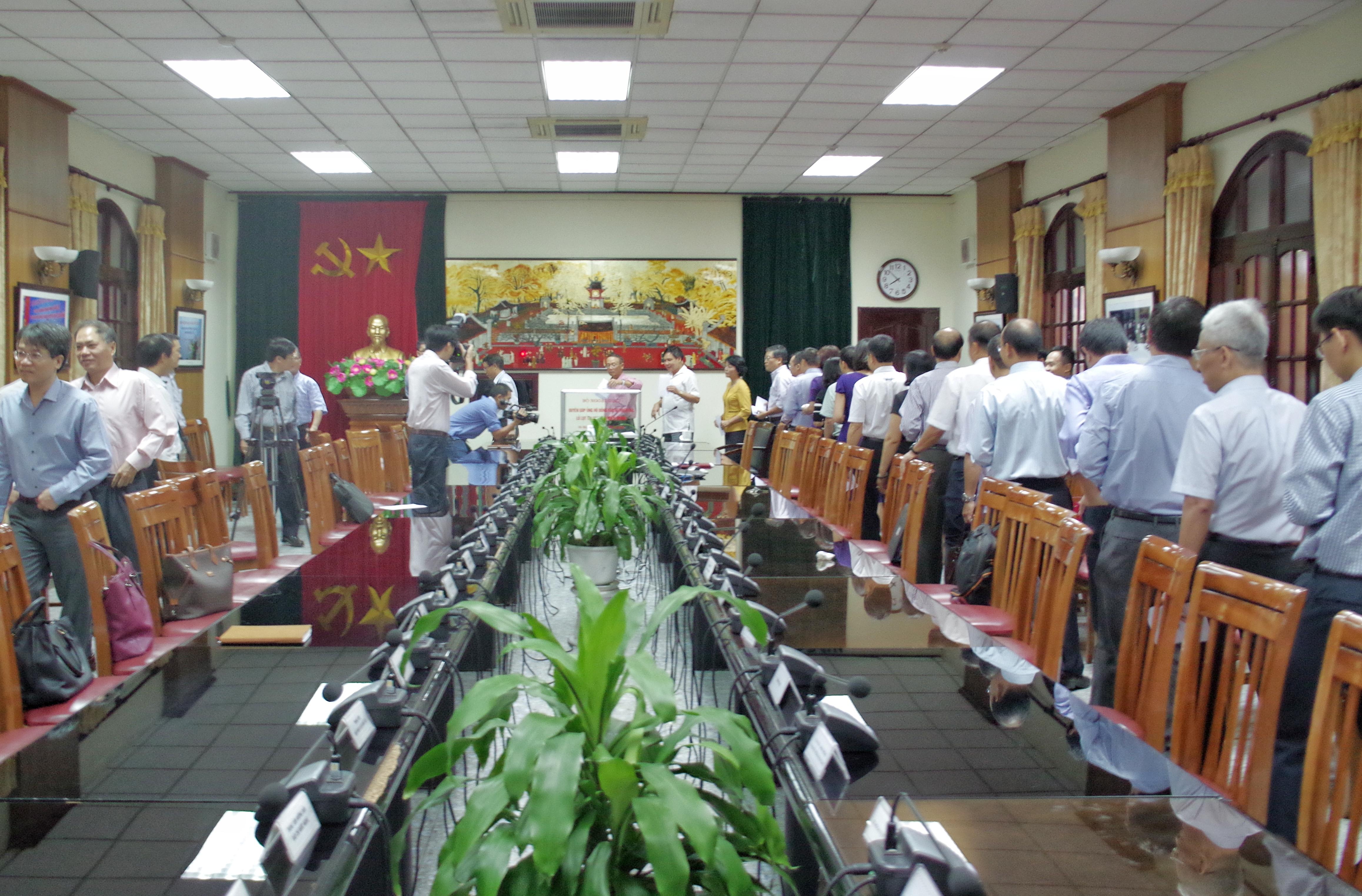 Comunidad vietnamita en ultramar se solidariza con los afectados por inundaciones