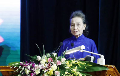 Ta Thi Ngoc Thanh, benefactora de gran corazón