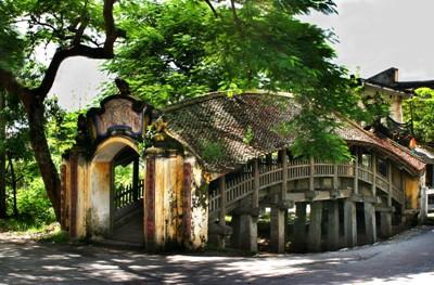 Localidad norteña de Vietnam conserva su quintaesencia arquitectónica