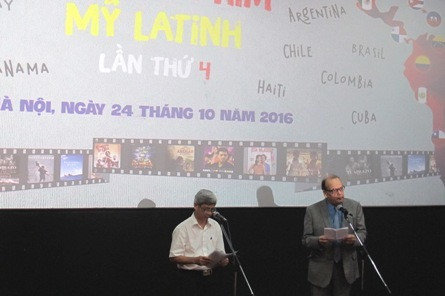 Un exitoso Ciclo del Cine Latinoamericano en Hanoi