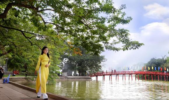 Hanoi ante los ojos de los turistas