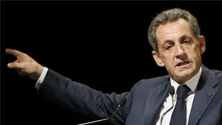 Ex presidente francés Nicolas Sarkozy queda desbancado de la carrera al Elíseo