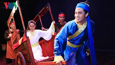 "Teatro Nacional de Drama adapta obra ""Kieu"""