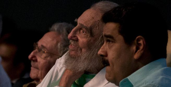 Dirigentes mundiales destacan figura del difunto líder cubano Fidel Castro