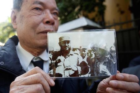 Se despiden del líder revolucionario cubano y gran amigo de Vietnam Fidel Castro