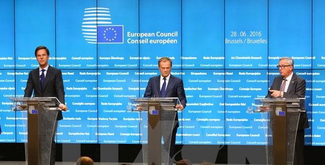 Cumbre de Unión Europea se centra en cooperación interna y políticas exteriores