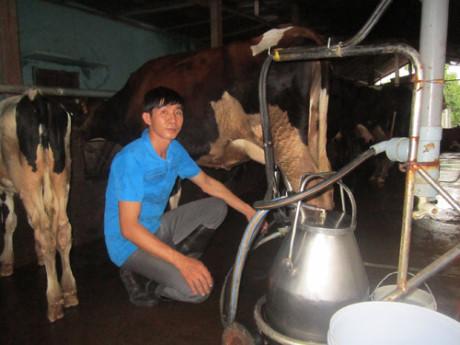 Agricultores de Ciudad Ho Chi Minh participan en innovación tecnológica