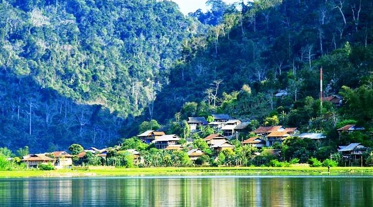 """Modelo de """"homestay"""" convierte a Pac Ngoi en paraíso para turistas"""