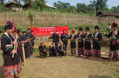 Los Kho Mu y sus solemnidades tradicionales