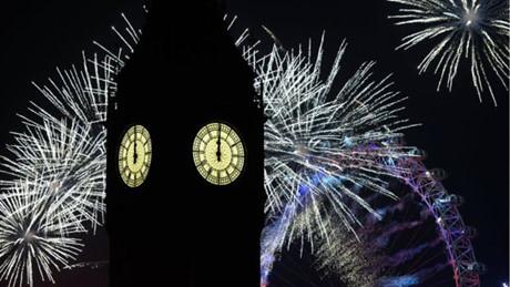 El mundo celebra el Año Nuevo 2017