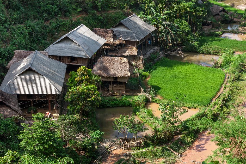 Aldeas vietnamitas y sus características típicas