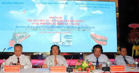 Promueven negocios e inversiones en logística en el Delta del Mekong