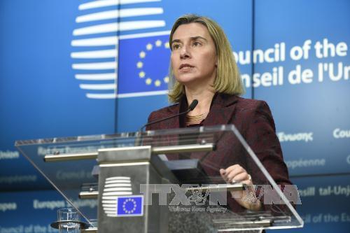 Unión Europea reitera su apoyo al acuerdo nuclear de Irán