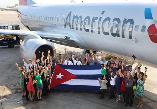 Empresarios cubanos buscan nuevas oportunidades de negocios portuarios en Estados Unidos