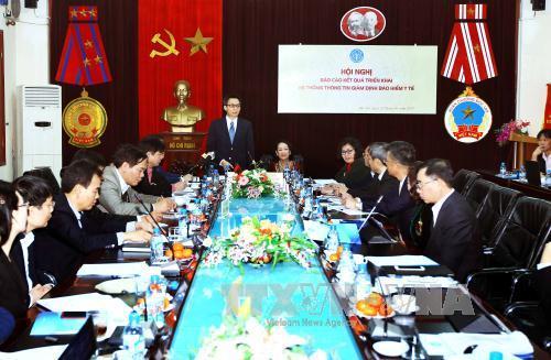 Vietnam pretende alcanzar cobertura universal de seguros médicos