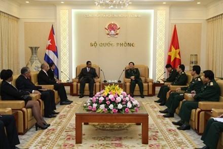 Entidades de cifrado de Vietnam y Cuba afianzan cooperación