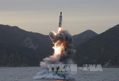 Instan a Corea del Norte a poner fin a sus ensayos de misiles