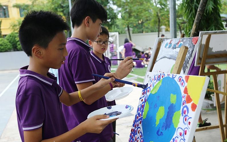 Comparte Vietnam experiencias en alivio de impactos del cambio climático en niños