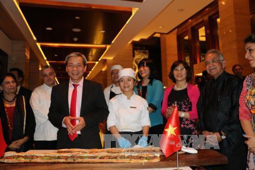 Relaciones Vietnam-India: cooperación para el crecimiento común