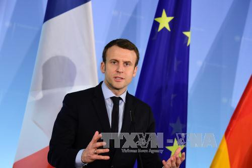 Elecciones en Francia 2017: Más ventajas para Emmanuel Macron