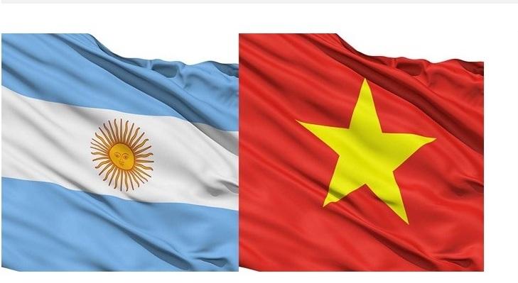 Vietnam y Argentina desean fomentar intercambio comercial
