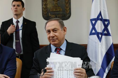 Israel comprometido a cooperar con EEUU por la paz en Oriente Medio