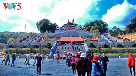 Vietnam recibe a más de 3,2 millones de turistas foráneos en primer trimestre de 2017