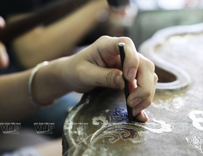 Aldea Dai Bai, una larga historia en la fundición de bronce