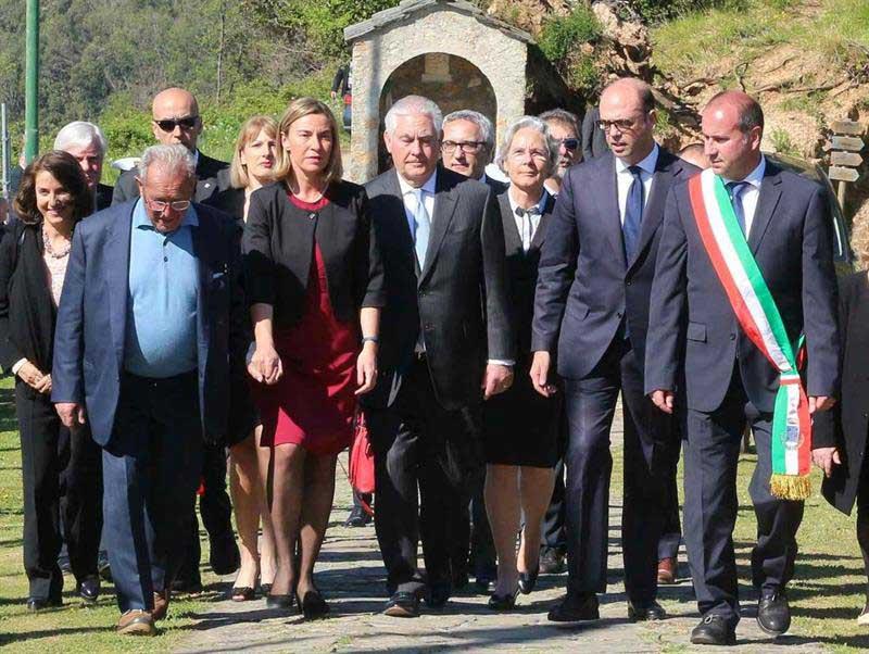 Seguridad mundial centra reunión de cancilleres del G7