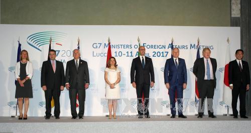 G7 está dispuesto a colaborar con Rusia en la lucha antiterrorista