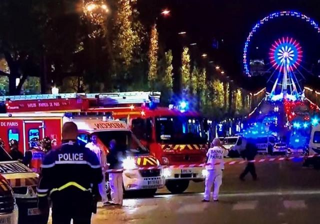 Un sospechoso terrorista se entrega a las fuerzas de seguridad belgas tras tiroteo en París