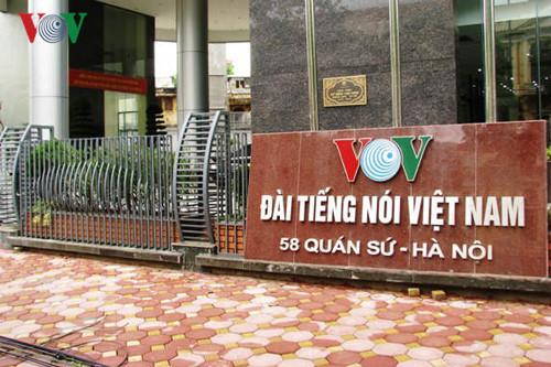 Ucapan selamat pada peringatan ultah ke-71 hari Jadinya VOV