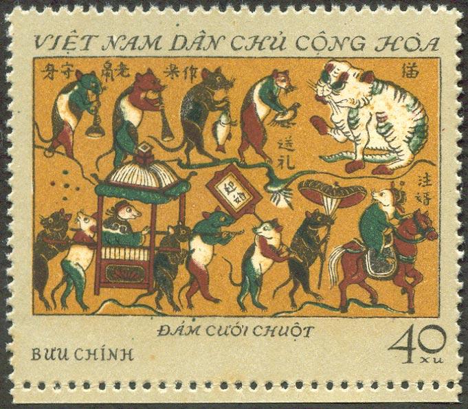 Memperkenalkan sepintas lintas tentang Lukisan rakyat Dong Ho