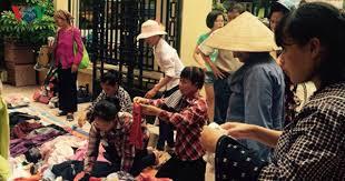 Proyek amal sebanyak hanya dua ribu dong Vietnam : Berbagi kasih sayang
