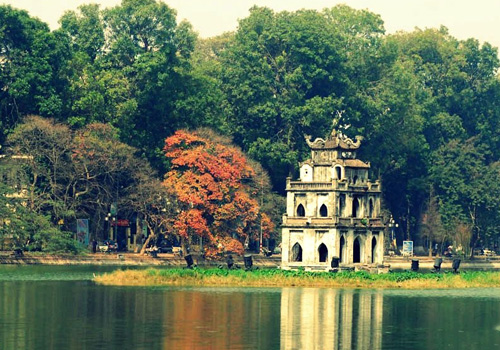 Hanoi dalam hati setiap orang